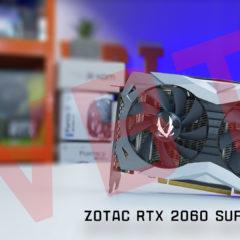 Zotac RTX 2060 Super Mini – co potrafi ten mikrus?