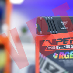 Patriot Viper Gaming VPR100 RGB 1TB – godny rywal serii VPN? TEST