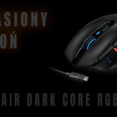 Corsair Dark Core RGB PRO – topowa myszka dla graczy.