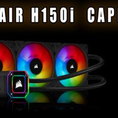 Corsair iCUE H150i ELITE CAPELLIX – premierowy test nowego AIO