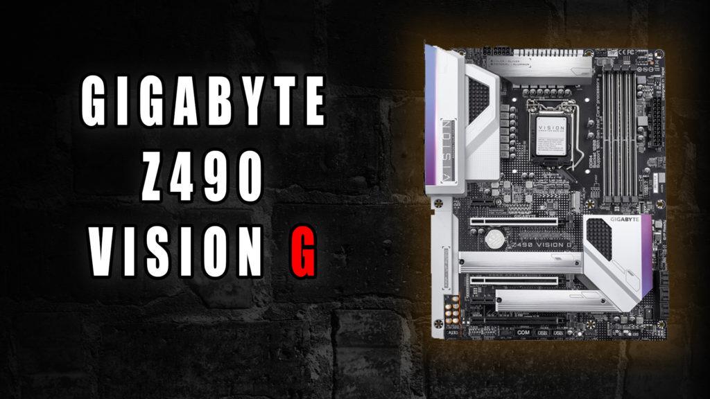 Kolejna płyta od Gigabyte z serii Vision czyli skierowanej dla twórców, lecz tym razem na chipsecie Z490. Czy będzie miała równie dobre parametry, wydajność i wyposażenie oraz sekcję zasilania jak jej odpowiednik pod AM$? Sprawdźmy. #Gigabyte #VisionG #Intel