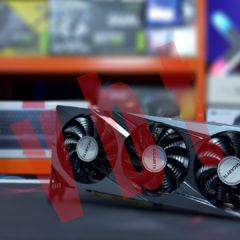 RTX 3070 – Gigabyte Gaming OC – premiera – test