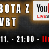 Sobota z VBT – Live! + Q&A – 28.11 od 21:00