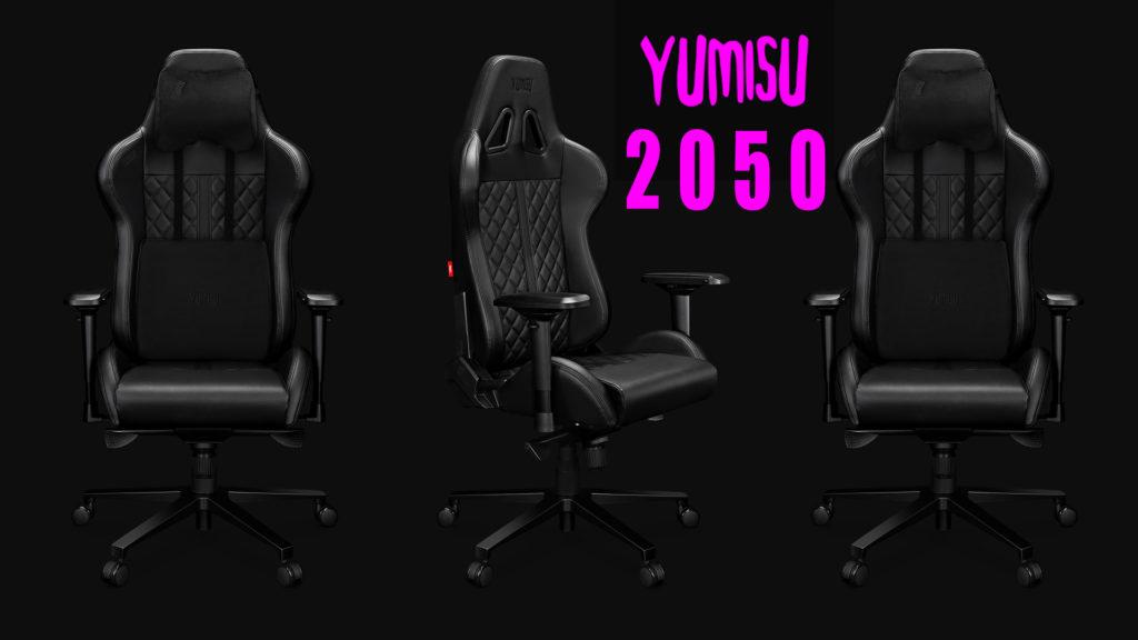 I tu wchodzi on - cały na czarno.. no prawie. Gamingow, potężny fotel Yumisu 2050 potrafiący udźwignąć nawet 160kg gracza... lub kogoś innego. Test i recenzja gamingowego monstrum.  #Yumisu #test #fotel #gamingowy #solidny #vbt #videoblogtech