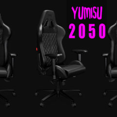 Yumisu 2050 – fotel gamingowy z wagi ciężkiej – test i recenzja
