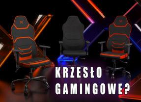 Krzesło to czy fotel gamingowy? KRUX SFERO – test