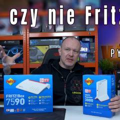 FritzBox 7590 oraz Repeater Frtiz 3000  – test mocnego sieciowego duetu.