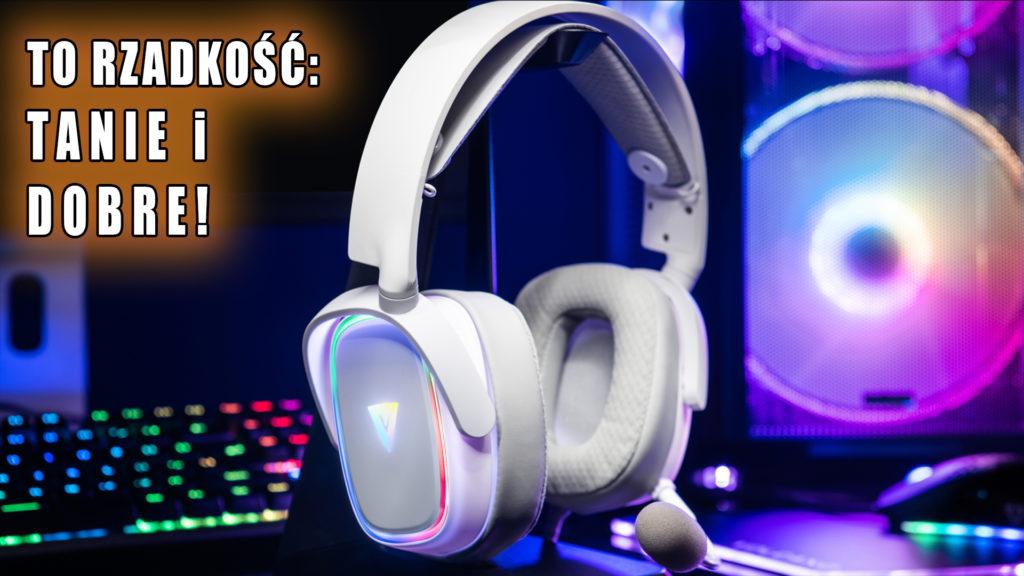 Coś, co nie często się teraz spotyka czyli tanie i dobre. Taki na szczęście jest headset Modecom MC-899 Prometheus, z virtualnym dźwiękiem 7.1 . Zobaczcie jego zalety i oczywiście również wady.  #mc899 #test #modecom #słuchawki #headset #polecane #test #Modecom #vbt #morele #videoblogtech