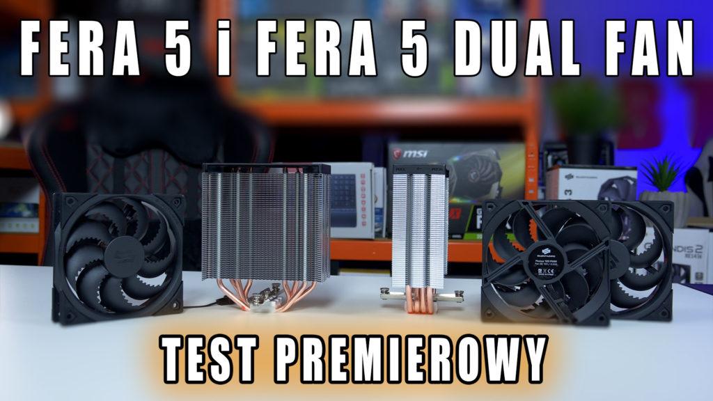 Nowe chłodzenia od Silentium PC, z tak zwaną technologią Synergy Cooling. Co ona oznacza i jakie innowacje znajdziemy w nowych chłodzeniach Fera 5 ? Czy wydajność jedno wieżowego chłodzenia będzie wystarczająca, aby użyć go również do podkręconych procesorów? Czy nowe wentylatory Fluktus 120PWM sprawdzają się w praktyce i są lepsze od lubianych Sigm?  #Fera5 #SilentiumPC #test #chlodzenie #wydajnosc #czywarto #premiera #vbtpc #spc #morele
