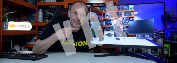 Lenovo G27q-20 – monitor o świetnych parametrach i dobrej cenie, w praktyce też?
