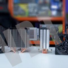 Silentium PC Fera 5 i Fera 5 Dual Fan – test premierowy