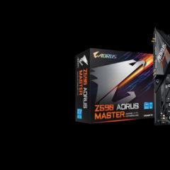 AORUS Z590 MASTER – test płyty dla entuzjastów i nie tylko  VBT