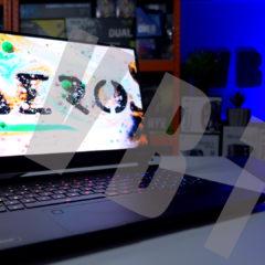 Gigabyte AERO 15 – szybki notebook z RTX 3080