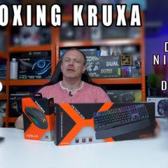 KRUX – niezbędnik do komputera –  unboxing
