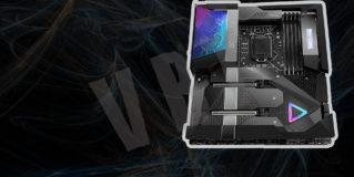 Unboxing potwora – MSI MEG Z590 GODLIKE