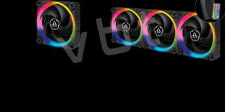 Arctic Bionix P120 A-RGB – wentylatory prawie bezprzewodowe – test