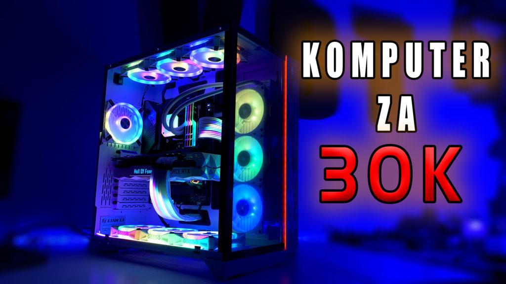 Najbardziej rozświetlony, podświetlony, oświetlony komputer który zbudowałem w tym roku i jednocześnie jeden z najdroższych w tym półroczu. Biały build w świetnej obudowie, z prze potężną kartą graficzną od HOF.   #pc #składanie #rgb #montaż #komputer #rgb #gamingowy #drogi #vbt #videoblogtech #vbtpc #morele