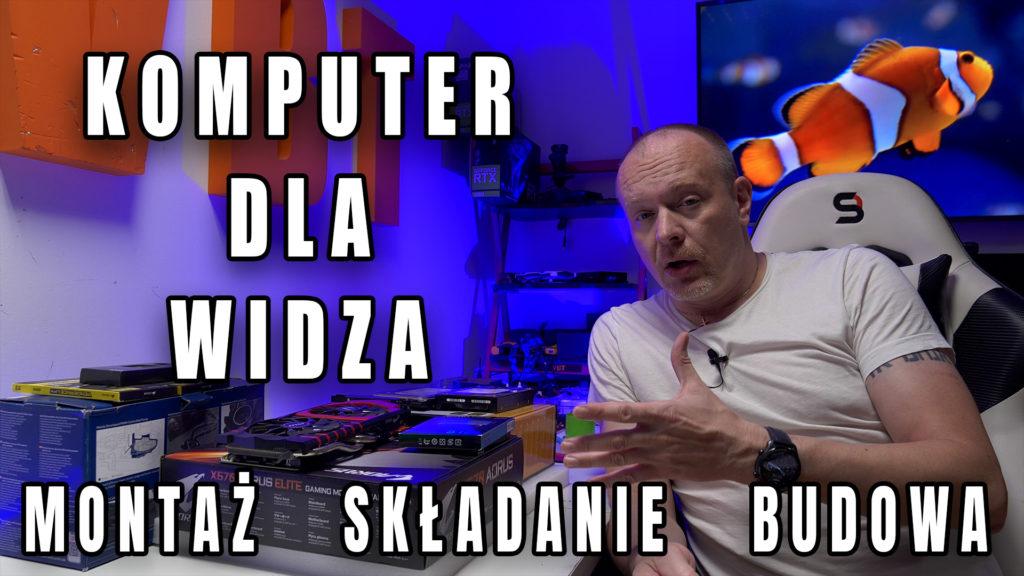 Dzisiaj zbudujemy wspólnie peceta dla Filipa, z części, które on sam dostarczył. Pogdybamy nad wyborem i zmontujemy komputer i to z kartą graficzną - co może zaskoczyć w obecnych czasach... ;)  #składnie #montaż #pc #komputer #budowa #vbt #videoblogtech #vbtpc #morele