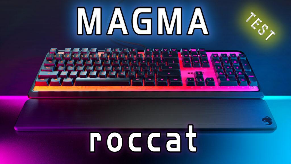 Przedstawiciel ginącego już gatunku membranowych klawiatur gamingowych, z pełnym podświetleniem nie tylko samych klawiszy ale całego topu. Jako jedna z nielicznych membranówek, ma funkcję - która naprawdę przyda się wielu graczom. Zapraszam na jej test.  #Roccat #magma #test #recenzja #klawiatura #gamingowa #membranowa #vbt #videoblogtech #morele