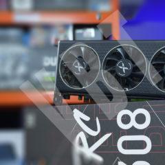 RX6600XT – test premierowy karty AMD Radeon w wydaniu XFX