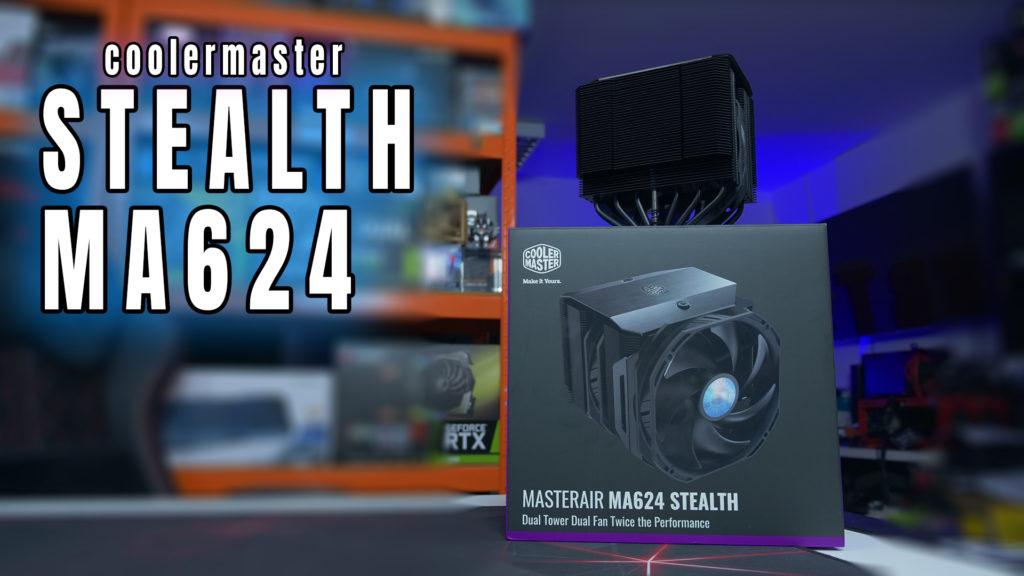 Duży, dwu wieżowy cooler czy jak niektórzy mówią - schładzacz - naszego procesora. W komplecie 3 wentylatory, ale zamontujemy na nim tylko dwa... więc po co trzeci..? Sprawdźmy to oraz jego wydajność.  #CoolerMaster #MA624 #Stealth #chłodzenie #cooler #test #recenzja #vbt #videoblogtech #morele