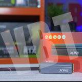 ADATA XPG GAMMIX S70 – szybki dysk Gen4…ale…